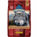 Blue Buffalo Wilderness Rocky Mountain Recipe - Healthy Weight Red Meat Recipe Dry Dog Food (22 lb)
