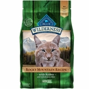 Blue Buffalo Wilderness Rocky Mountain Recipe - Rabbit Adult Dry Cat Food (4 lb)