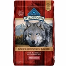 Blue Buffalo Wilderness Rocky Mountain Recipe - Small Breed Red Meat Dry Dog Food (10 lb)