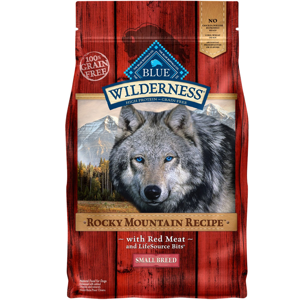 BLUE-BUFFALO-WILDERNESS-ROCKY-MOUNTAIN-SMALL-BREED-RED-MEAT-DOG-FOOD-4LB