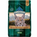 Blue Buffalo Wilderness Rocky Mountain Recipe - Trout Adult Dry Cat Food (10 lb)