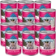 Blue Buffalo Wilderness - Salmon Recipe Canned Cat Food (12x12.5 oz)