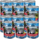 Blue Buffalo Wilderness - Snake River Grill Recipe Canned Dog Food (12x12.5 oz)