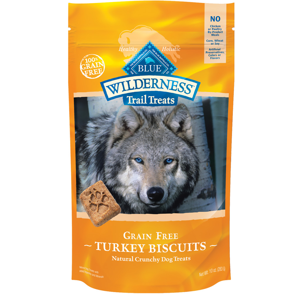 Blue Buffalo Wilderness Turkey Biscuits (10 oz) im test