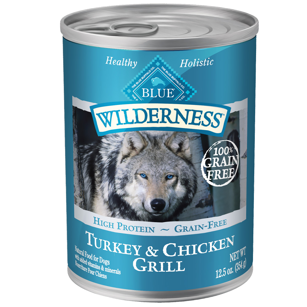 BLUE-BUFFALO-WILDERNESS-TURKEY-AND-CHICKEN-CANNED-DOG-FOOD-12X12-5-OZ