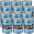 Blue Buffalo Wilderness - Turkey & Chicken Grill Puppy Canned Dog Food (12x12.5 oz)