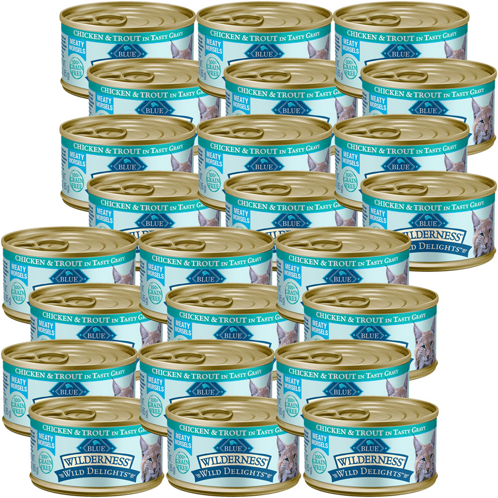 BLUE-BUFFALO-WILDERNESS-WILD-DELIGHTS-CHICKEN-TROUT-CAT-FOOD-24X3OZ