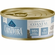 BLUE Carnivora Coastal Blend Grain-Free Adult Cats Canned Food (24x5.5 oz)