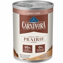 BLUE Carnivora Prairie Blend Adult Dogs Canned Food 12.05 oz (12 pack)