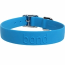 Bond Dog Collar Blueberry  - XSmall