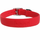 Bond Dog Collar Tomato  - Small