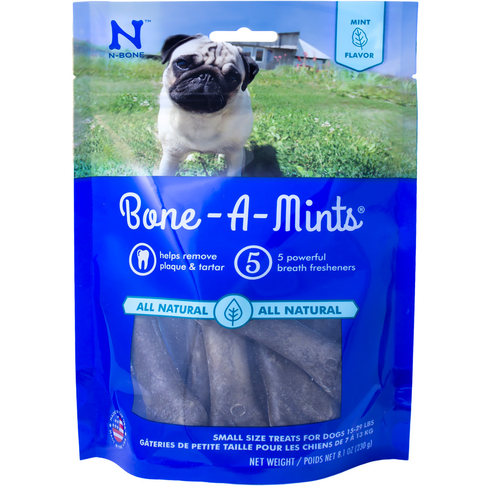 Bone A Mints Wheat Free - Small (10-Pack) im test
