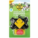 Bags on Board Bone Dispenser - Black (30 bags)