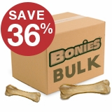 BONIES® Delicious Natural Bones for Dogs