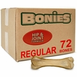 "BONIES"" Hip & Joint Health BULK BOX LARGE/REGULAR (72 Bones)"