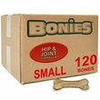 "BONIES"" Hip & Joint Health BULK BOX SMALL (120 Bones)"