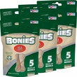 "BONIES"" Hip & Joint Health Multi-Pack LARGE/REGULAR 6-PACK (30 Bones)"