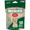 BONIES® Hip & Joint Health Multi-Pack SMALL (15 Bones / 12.15 oz)