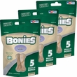 "BONIES"" Natural Calming Formula Multi-Pack LARGE/REGULAR 3-PACK (15 Bones)"