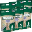 BONIES Natural Calming Formula Multi-Pack LARGE/REGULAR 6-PACK (30 Bones)