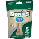 BONIES® Natural Dental Health Multi-Pack LARGE/REGULAR (5 Bones / 11.15 oz)