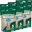 "BONIES"" Natural Dental Health Multi-Pack LARGE 6-PACK (30 Bones)"