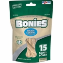BONIES® Natural Dental Health Multi-Pack SMALL (15 Bones / 12.15 oz)