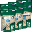 "BONIES"" Natural Dental Health Multi-Pack SMALL 6-PACK (90 Bones)"