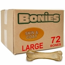 BONIES® Skin & Coat Health BULK BOX LARGE (72 Bones)