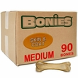 "BONIES"" Skin & Coat Health BULK BOX MEDIUM (90 Bones)"
