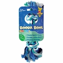 Booda Bone Two Knot Rope Dog Toy (XS)
