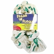 Fresh N Floss 3 Knot Tug Bone Medium - Spearmint