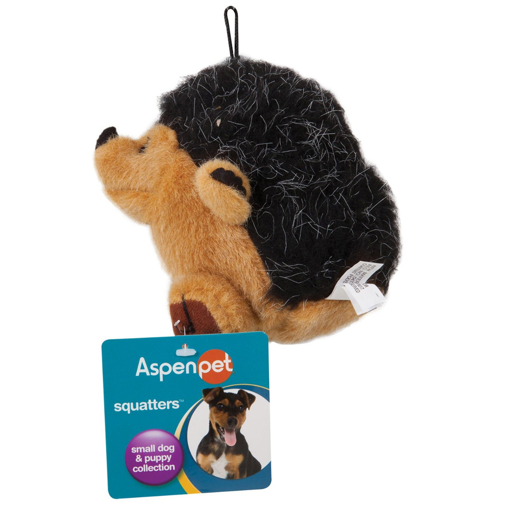 Petmate Whale Booda Squeakbottle Dog Toy