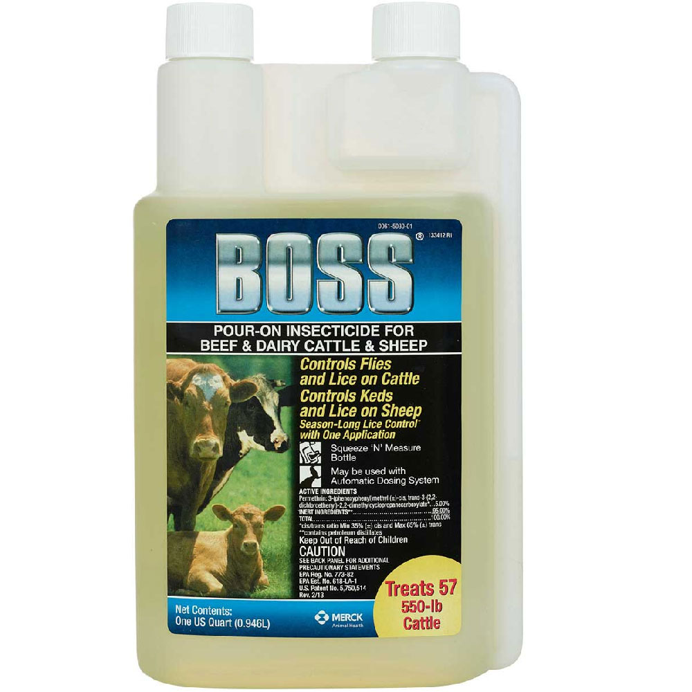 Boss Pour On Insecticide (1 Quart) im test