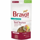 "Bravo Bag-O-Chews 8"" Beef Trachea Chews Dry-Roasted Dog Treats (2 Pack)"