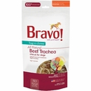 Bravo Bag-O-Chews Beef Trachea Minis Dry-Roasted Dog Treats (6 oz)