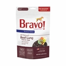 Bravo Bonus Bites Dry Roasted Beef Lung Dog Treats (2 oz)