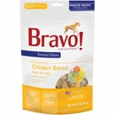 Bravo Bonus Bites Freeze Dried Chicken Breast Dog Treats (3 oz)