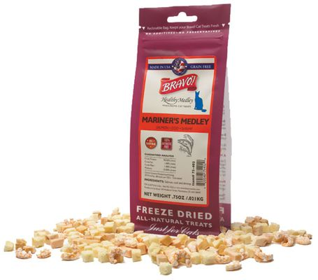 Bravo! Healthy Medley Mariner's for Cats - 0.75 oz - from EntirelyPets