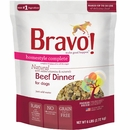 Bravo Homestyle Complete Natural Beef Dinner for Dogs (6 lbs)