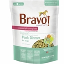 Bravo Homestyle Complete Natural Pork Dinner for Dogs (2 lbs)