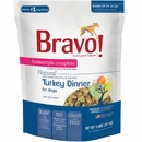 Bravo Homestyle Complete Natural Turkey Dinner for Dogs (2 lbs)