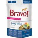 Bravo Homestyle Complete Natural Turkey Dinner for Dogs (3 oz)