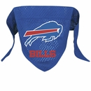 Buffalo Bills Dog Bandana - Large