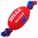 Buffalo Bills Plush Dog Toy