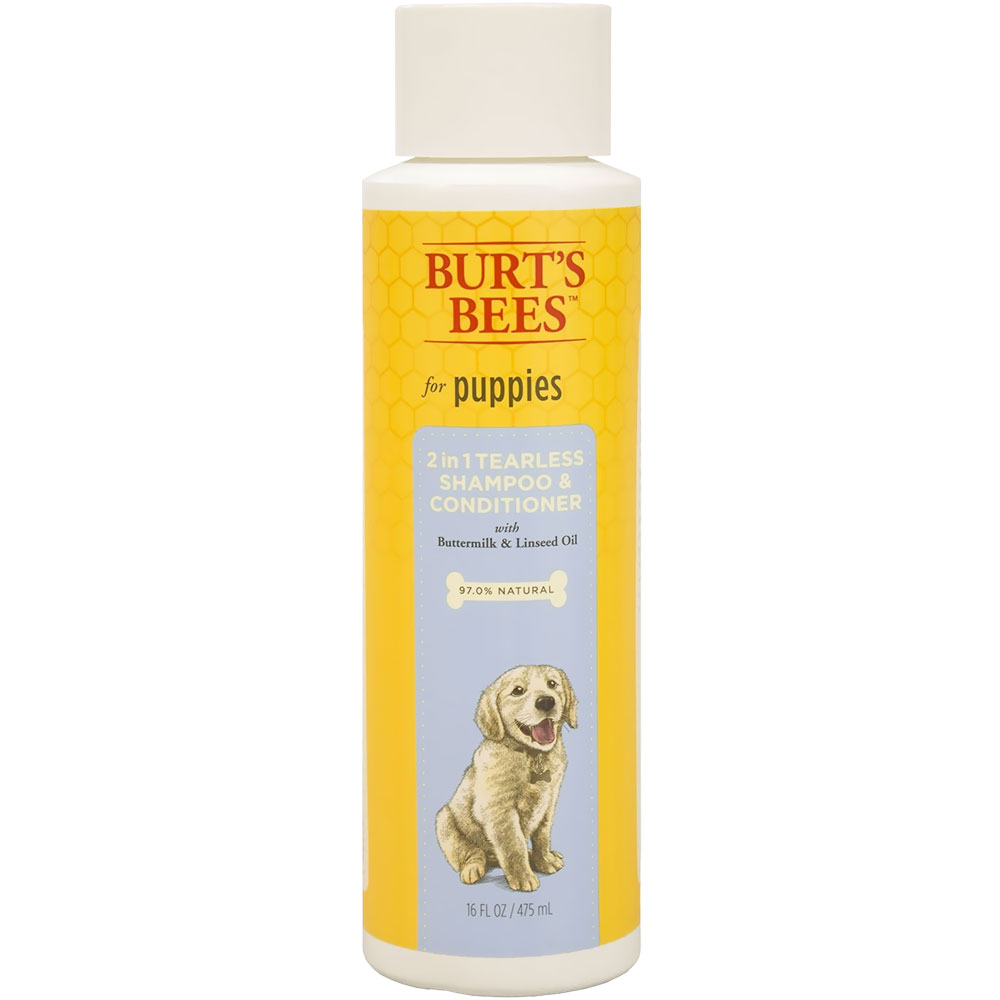 Burt's Bees 2 in 1 Tearless Shampoo & Conditioner for Puppies (16 fl oz) im test
