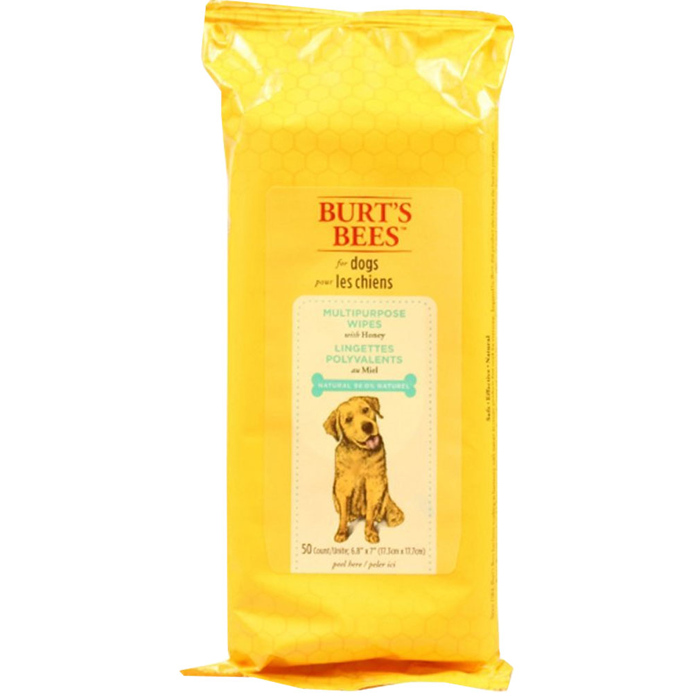 Burt's Bees Multipurpose Wipes for Dogs (50 count) im test