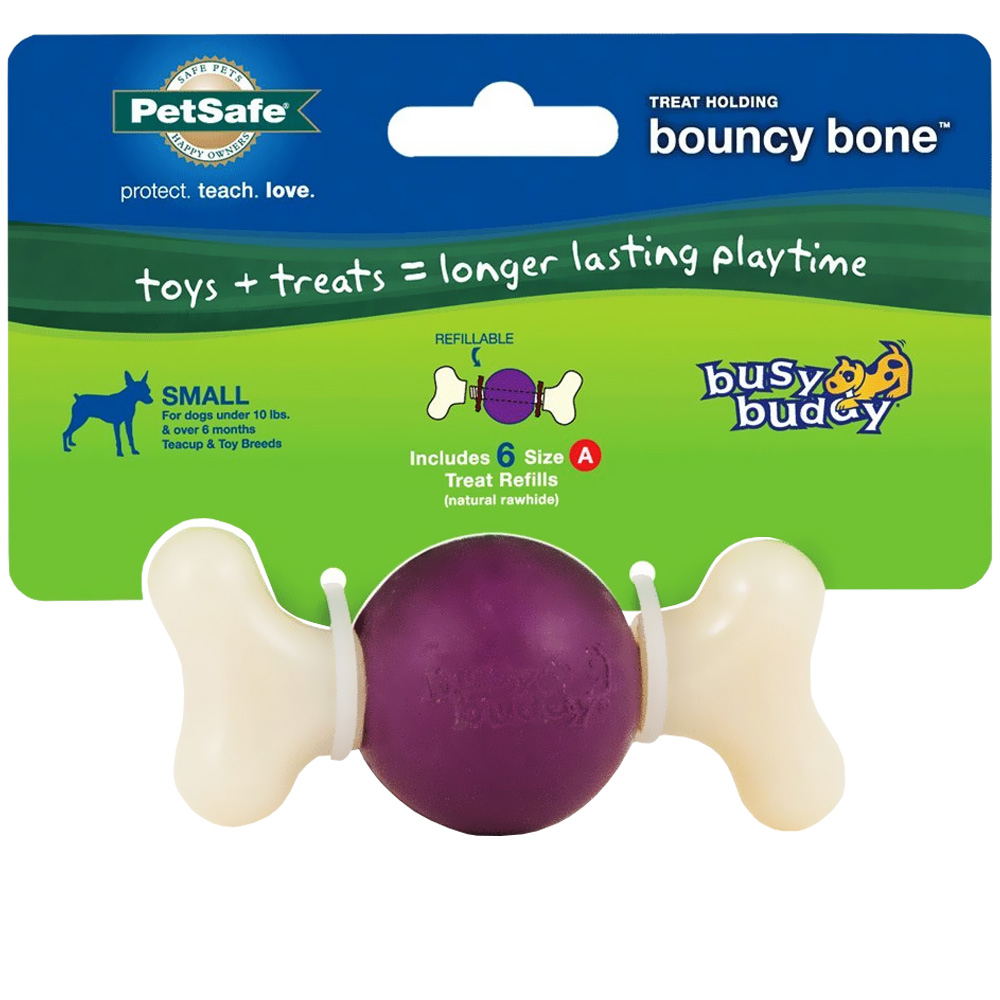 Image of Busy Buddy Bouncy Bone (Small)