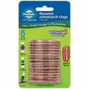Busy Buddy Gnawhide Cornstarch Rings - Medium (16 ct.)