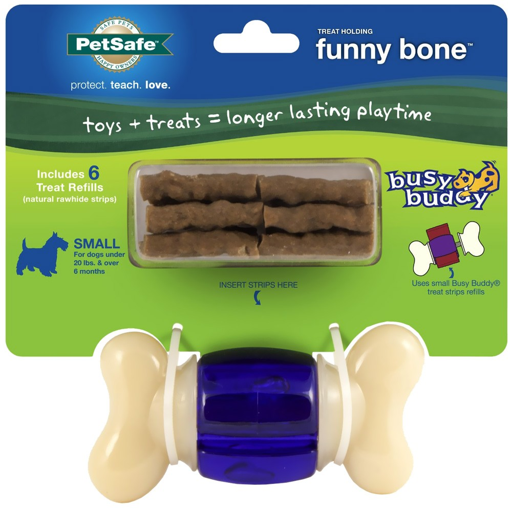 Busy Buddy Treat Dispensers